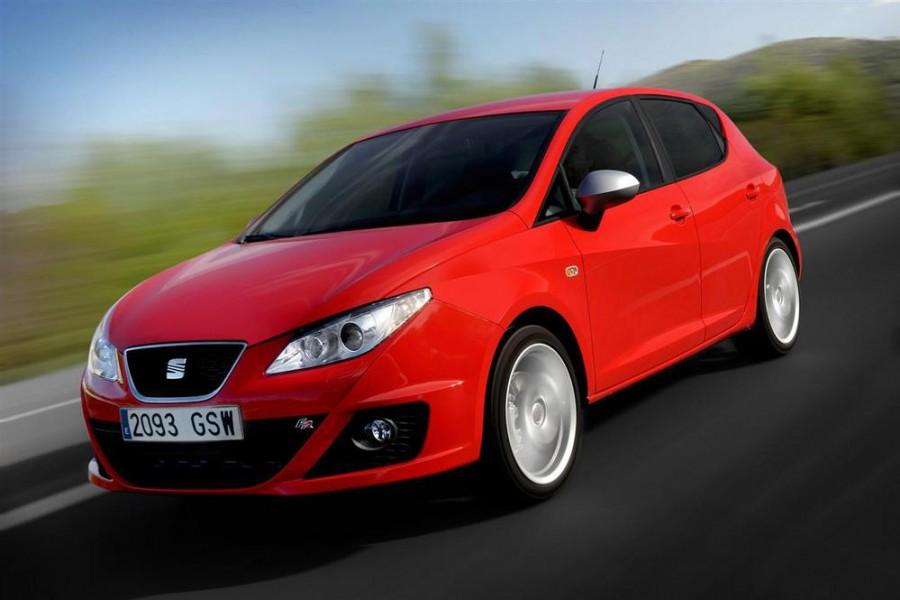 Seat Ibiza FR хетчбэк 5-дв., 2008–2012, 4 поколение - отзывы, фото и характеристики на Car.ru