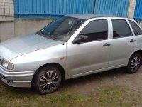 Seat Ibiza, 2 поколение, Хетчбэк 5-дв., 1993–1999