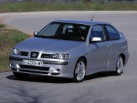 Seat Cordoba, 2 поколение, Купе, 1999–2003