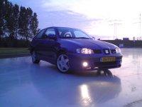 Seat Cordoba, 2 поколение, Седан, 1999–2003
