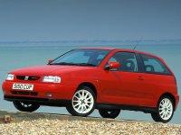 Seat Ibiza, 2 поколение [рестайлинг], Хетчбэк, 1996–2002