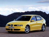 Seat Leon, 1 поколение, Хетчбэк, 1999–2005