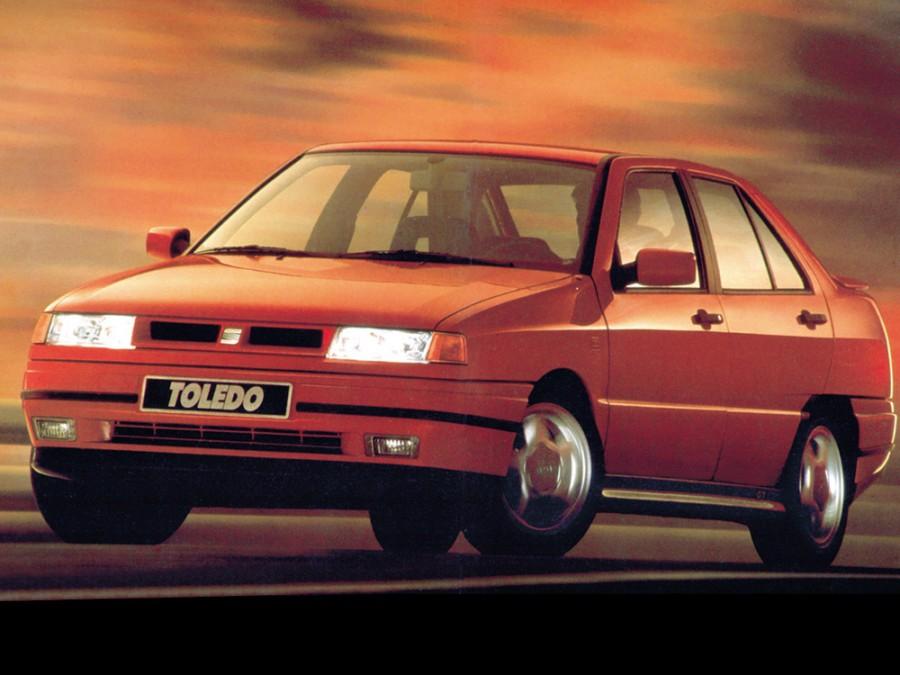 Seat Toledo седан, 1991–1999, 1 поколение - отзывы, фото и характеристики на Car.ru