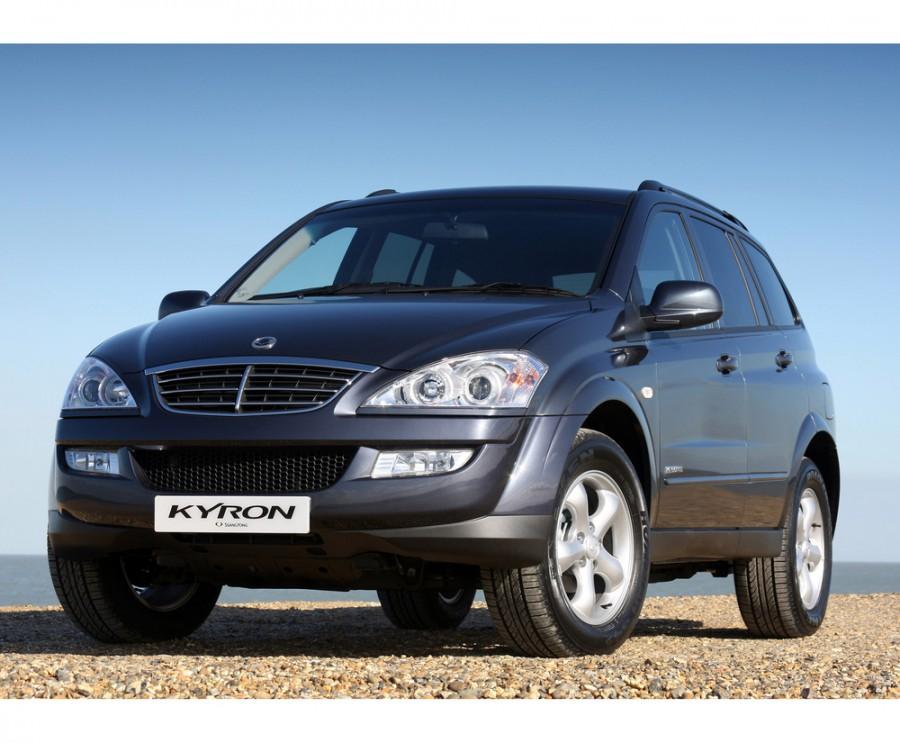 Ssangyong Kyron кроссовер, 2007–2014, 1 поколение [рестайлинг] - отзывы, фото и характеристики на Car.ru