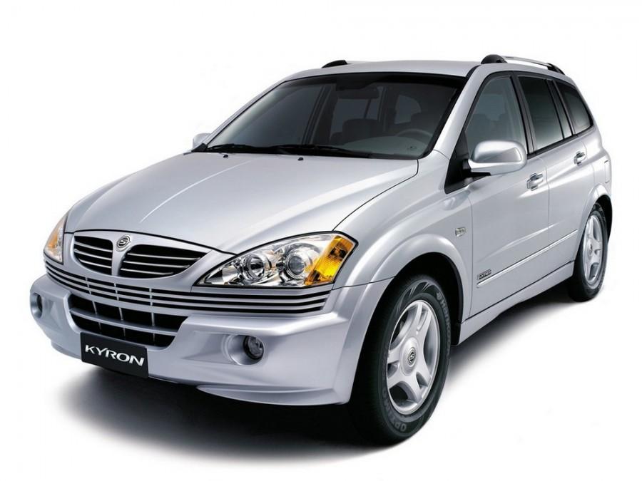 Ssangyong Kyron кроссовер, 2005–2007, 1 поколение - отзывы, фото и характеристики на Car.ru