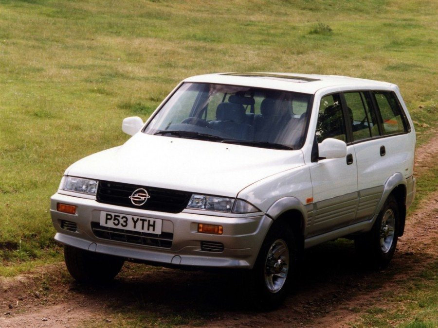 Ssangyong Musso внедорожник, 1993–1998, 1 поколение - отзывы, фото и характеристики на Car.ru