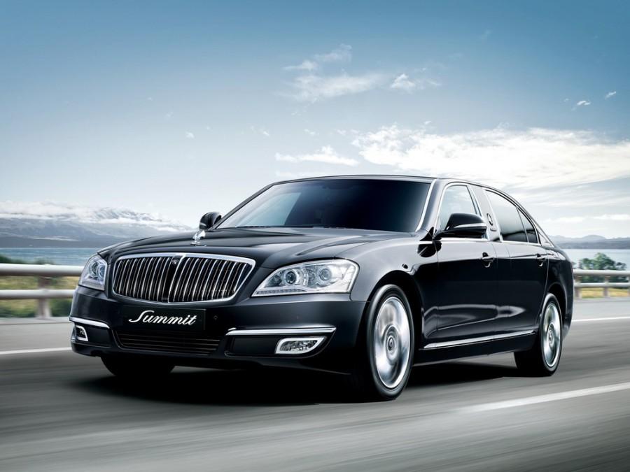 Ssangyong Chairman седан, 2011–2014, W [рестайлинг] - отзывы, фото и характеристики на Car.ru