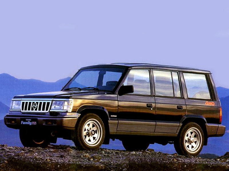 Ssangyong Korando внедорожник, 1988–1995, 1 поколение - отзывы, фото и характеристики на Car.ru