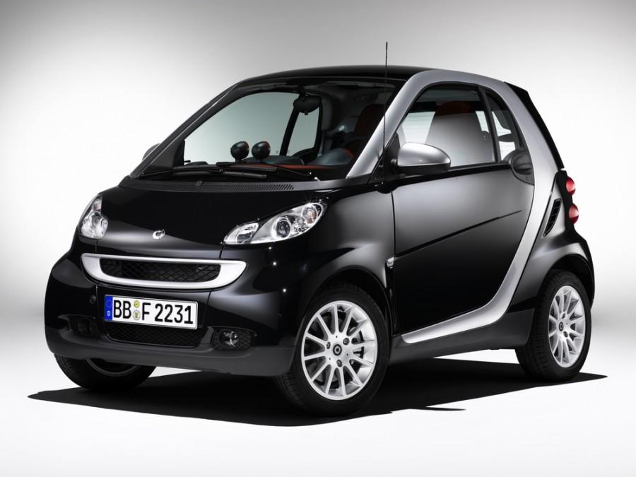 Smart Fortwo хетчбэк 3-дв., 2007–2010, 2 поколение - отзывы, фото и характеристики на Car.ru