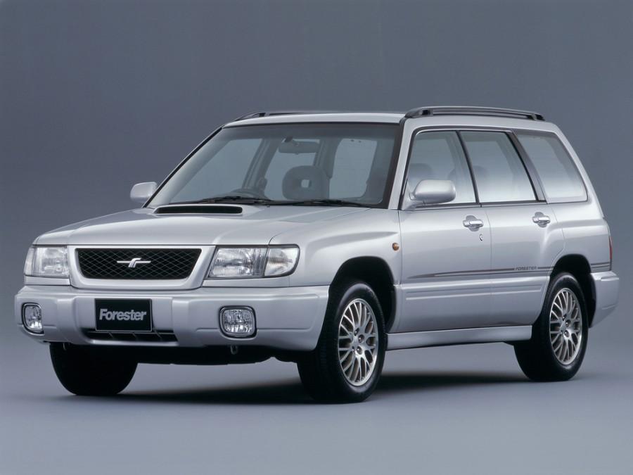 Subaru Forester JP-spec кроссовер 5-дв., 1997–2000, 1 поколение - отзывы, фото и характеристики на Car.ru