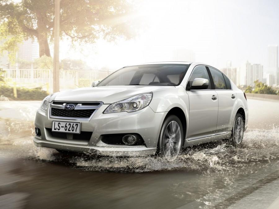 Subaru Legacy седан, 2012–2014, 5 поколение [рестайлинг] - отзывы, фото и характеристики на Car.ru