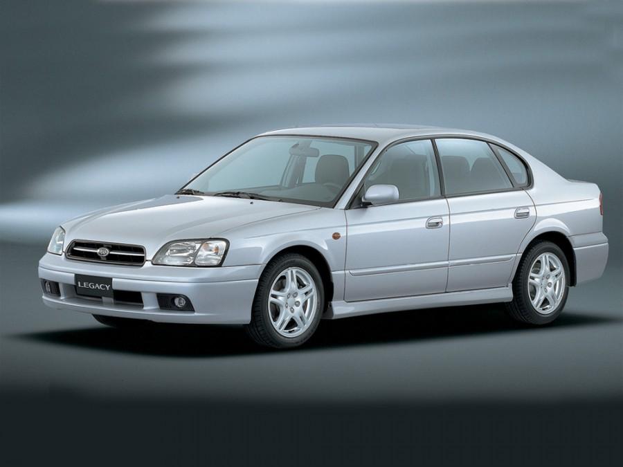 Subaru Legacy седан, 1998–2003, 3 поколение - отзывы, фото и характеристики на Car.ru