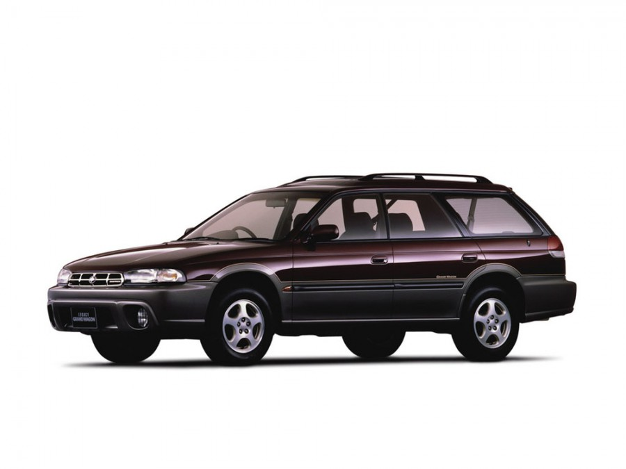 Subaru Outback универсал, 1995–1999, 1 поколение - отзывы, фото и характеристики на Car.ru