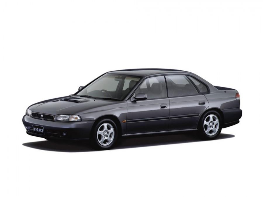 Subaru Legacy седан, 1994–1999, 2 поколение - отзывы, фото и характеристики на Car.ru