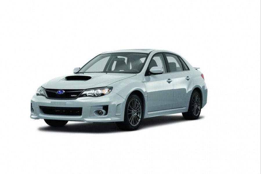 Subaru Impreza WRX седан 4-дв., 2010–2013, 3 поколение [рестайлинг] - отзывы, фото и характеристики на Car.ru
