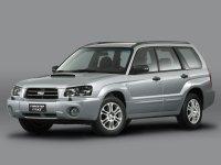 Subaru Forester, 2 поколение, Кроссовер, 2003–2005