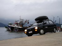 Subaru Justy, 1 (KAD), Хетчбэк 3-дв., 1984–1989