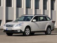 Subaru Outback, 4 поколение, Универсал, 2009–2012