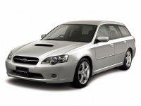 Subaru Legacy, 4 поколение, Универсал, 2003–2009
