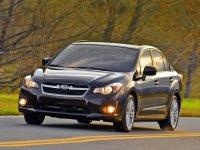 Subaru Impreza, 4 поколение, Седан, 2012–2016
