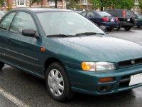 Subaru Impreza, 1 поколение, Купе, 1992–2000