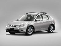Subaru Impreza, 3 поколение, Xv хетчбэк 5-дв., 2007–2012