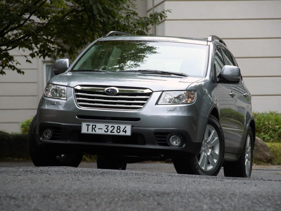 Subaru Tribeca кроссовер, 2008–2014, 1 поколение [рестайлинг] - отзывы, фото и характеристики на Car.ru