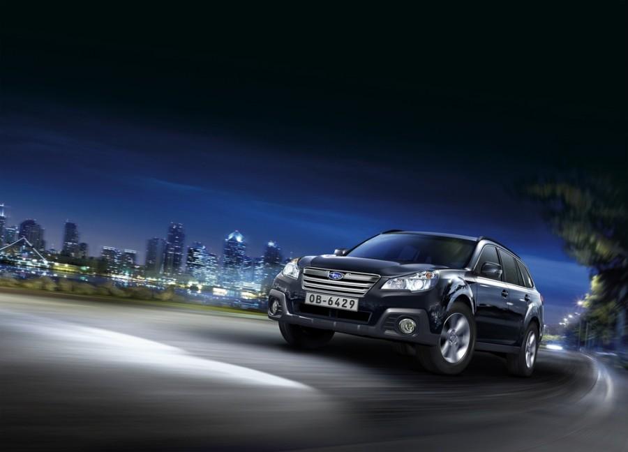 Subaru Outback универсал, 2012–2015, 4 поколение [рестайлинг] - отзывы, фото и характеристики на Car.ru