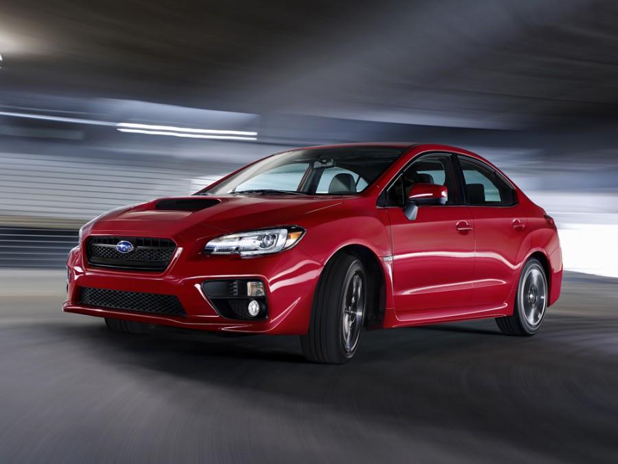 Subaru WRX седан 4-дв., 2013–2016, 1 поколение - отзывы, фото и характеристики на Car.ru