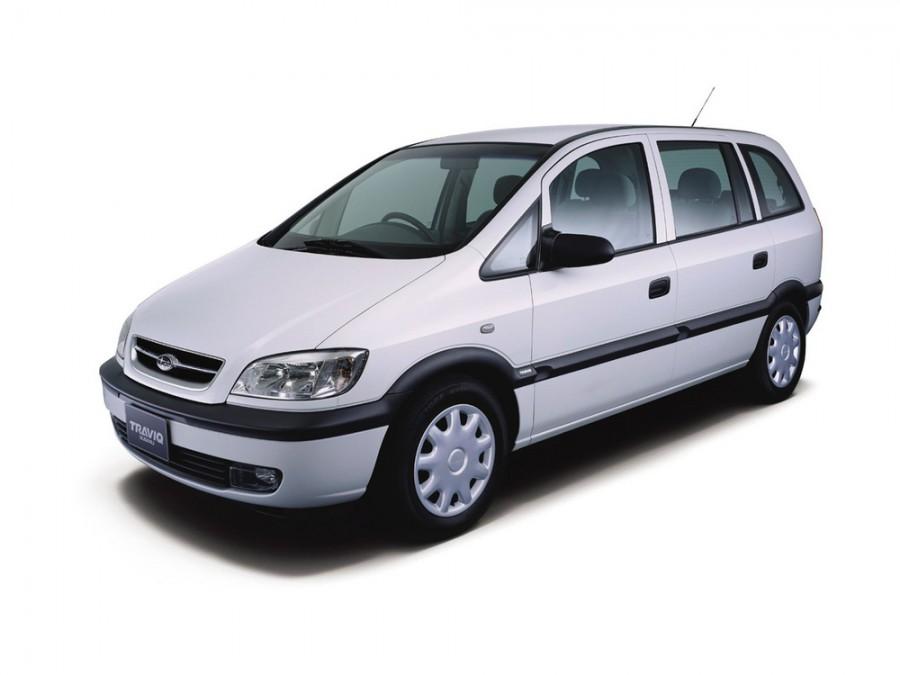 Subaru Traviq минивэн, 2001–2004, 1 поколение - отзывы, фото и характеристики на Car.ru