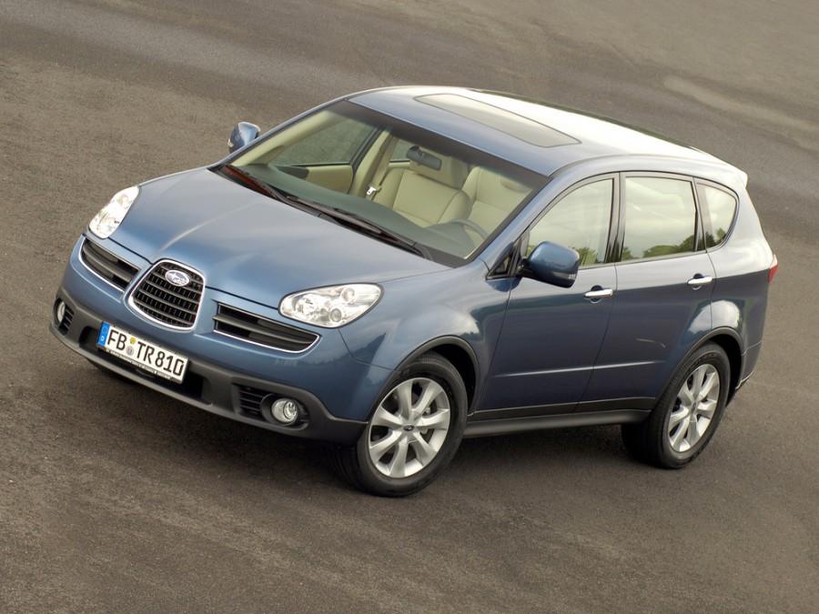 Subaru Tribeca кроссовер, 2005–2008, 1 поколение - отзывы, фото и характеристики на Car.ru