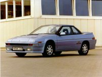 Subaru XT, 1 поколение, Купе, 1987–1992