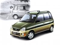 Subaru Pleo, 1 поколение, Хетчбэк, 1998–2016