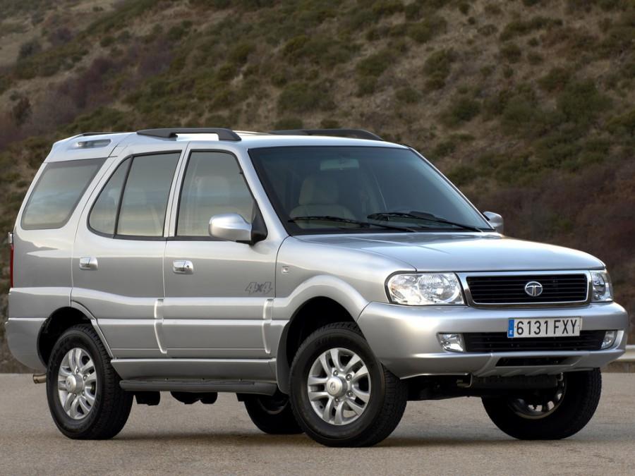 Tata Safari внедорожник, 1997–2014, 1 поколение - отзывы, фото и характеристики на Car.ru