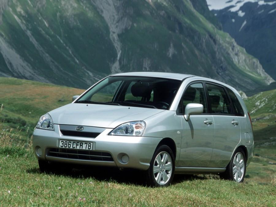 Suzuki Liana универсал, 2001–2004, 1 поколение - отзывы, фото и характеристики на Car.ru