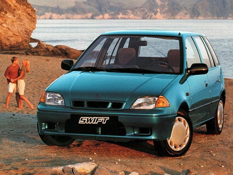 Suzuki Swift хетчбэк 5-дв., 1996–2004, 2 поколение [рестайлинг] - отзывы, фото и характеристики на Car.ru