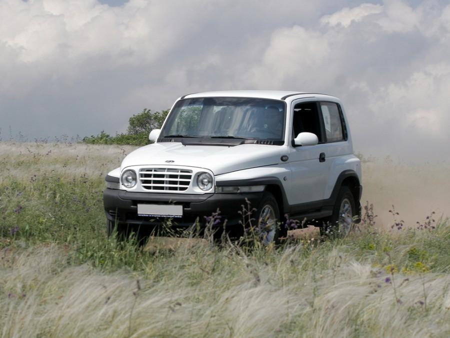 Tagaz Tager внедорожник 3-дв., 2008–2013, 1 поколение - отзывы, фото и характеристики на Car.ru