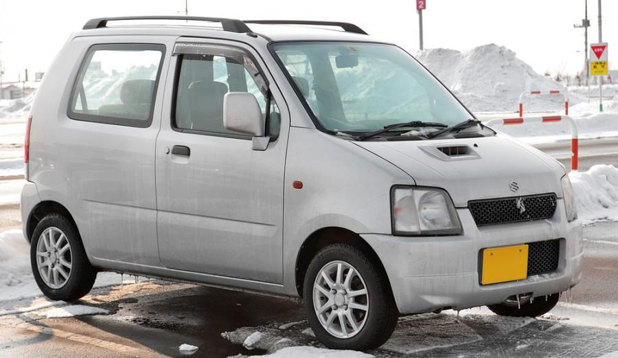 Suzuki Wagon R минивэн 3-дв., 1998–2003, 2 поколение - отзывы, фото и характеристики на Car.ru