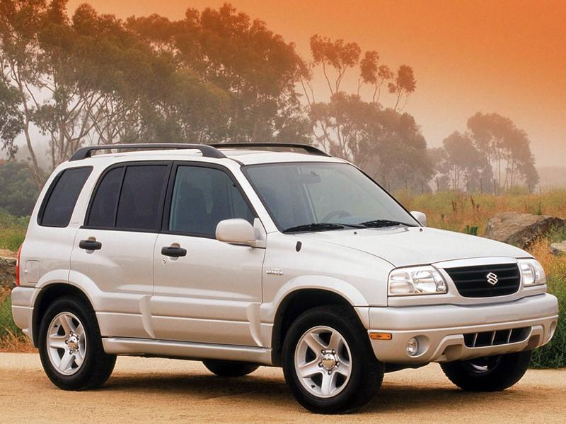Suzuki Grand Vitara кроссовер, 1998–2005, 1 поколение - отзывы, фото и характеристики на Car.ru