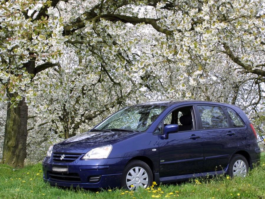 Suzuki Aerio универсал, 2002–2004, 1 поколение - отзывы, фото и характеристики на Car.ru