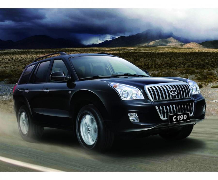 Tagaz C190 кроссовер, 2011–2013, 1 поколение - отзывы, фото и характеристики на Car.ru
