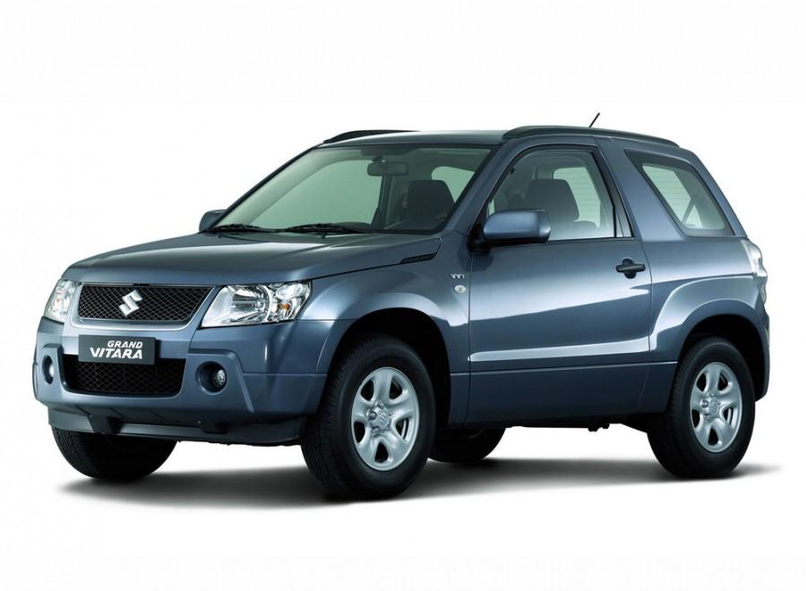 Suzuki Grand Vitara кроссовер 3-дв., 2005–2012, 2 поколение - отзывы, фото и характеристики на Car.ru