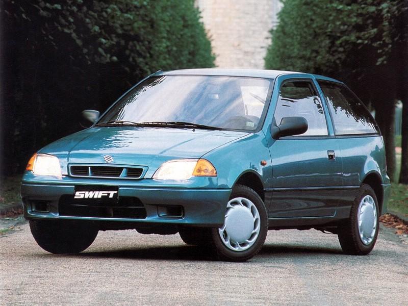 Suzuki Swift хетчбэк 3-дв., 1996–2004, 2 поколение [рестайлинг] - отзывы, фото и характеристики на Car.ru