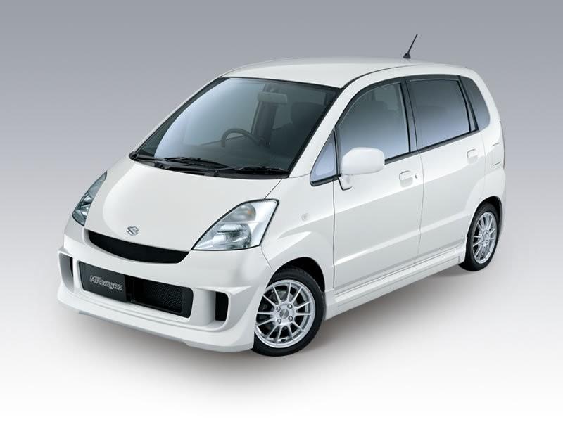 Suzuki MR Wagon хетчбэк, 2001–2010, 1 поколение - отзывы, фото и характеристики на Car.ru