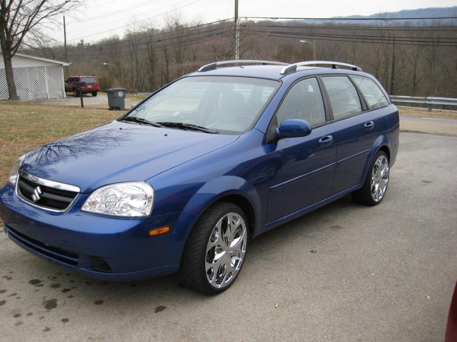 Suzuki Forenza универсал, 2006–2010, 1 поколение [рестайлинг] - отзывы, фото и характеристики на Car.ru