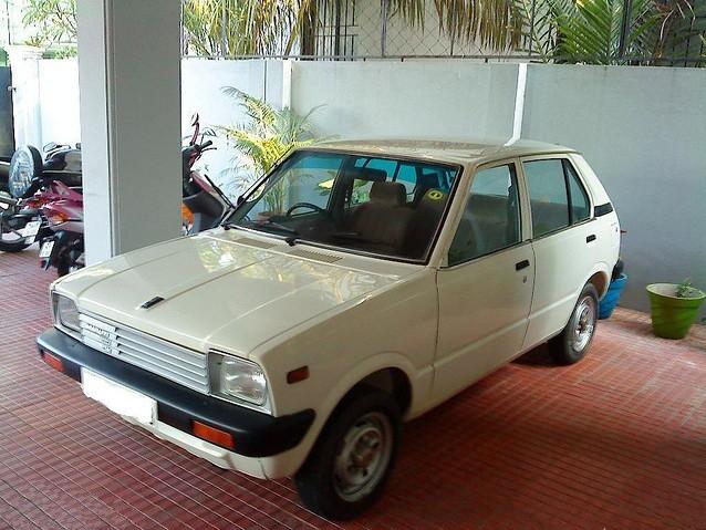 Suzuki Alto хетчбэк 5-дв., 1979–1984, 1 поколение - отзывы, фото и характеристики на Car.ru