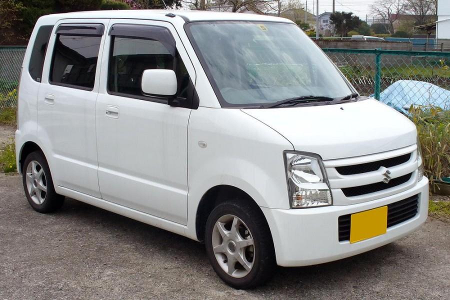 Suzuki Wagon R минивэн, 2003–2008, 3 поколение - отзывы, фото и характеристики на Car.ru