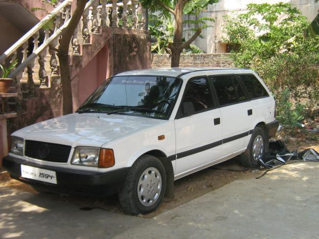 Tata Estate универсал, 1993–2000, 1 поколение - отзывы, фото и характеристики на Car.ru