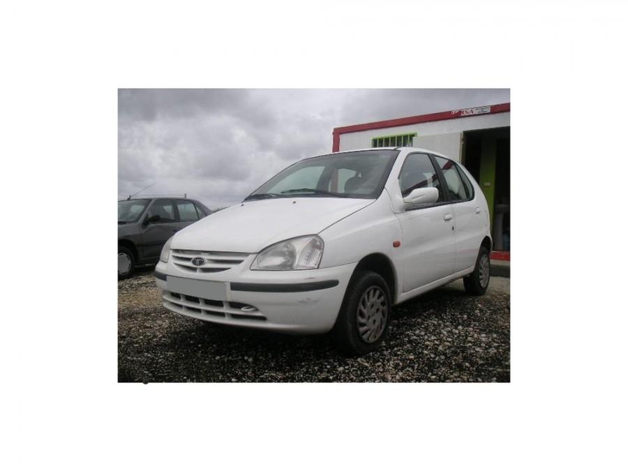 Tata Indica хетчбэк, 1998–2004, 1 поколение - отзывы, фото и характеристики на Car.ru