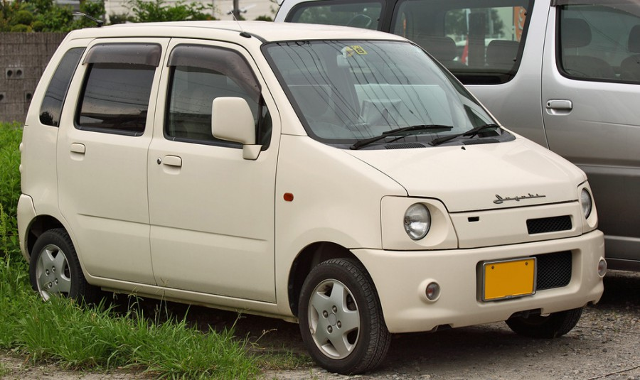 Suzuki Wagon R C2 минивэн, 2000–2003, 2 поколение [рестайлинг] - отзывы, фото и характеристики на Car.ru